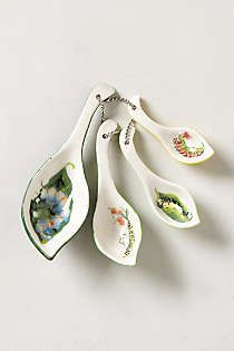 Anthropologie - Tea Leaves Measuring Spoons