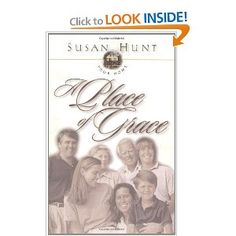 """Your Home a Place of Grace by Susan Hunt - with a beauty and breath of grace-filled life that I had never before heard of and filled me with a hunger for more. Is itself an illustration of the church as """"an aroma of Christ to God"""" (2 Cor 2:15). I read a small portion to my son and he remarked, """"You know, I always wanted to be a part of a church that was really a church.""""  Now I am gratefully a part of the same community of faith and will never look back."""