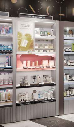 VMD, design, retail, cosmetic, module, chicor Lockers, Locker Storage, Cabinet, Projects, Retail, Display, Furniture, Design, Home Decor