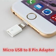 Micro USB Data Sync Charge Adapter Andriod Female to 8 pin male apple to micro usb Cable Connector For iPhone 5 6s plus for ipad iPhone Hrvatska - Najbolja online kupovina za vas ! | iPhone.hr