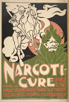 After you cure your cold with cigarettes, cure your addiction to cigarettes with narcotics!