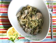 Sabrina´s lieblings Pasta #nudeln #italianfood #pilze #zitrone #vegetarisch #mushrooms #vegitarian