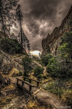 bridge to enlightenment | pinnacles national monument by @elmofoto via #Flickr