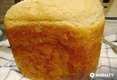 Burgonyás sajtos kenyér Cornbread, Banana Bread, Muffin, Food And Drink, Breakfast, Ethnic Recipes, Desserts, Orchid, Fimo