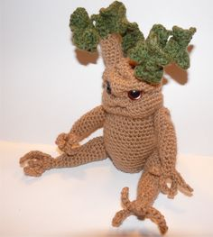 Rooti the Mandrake Seedling  PATTERN ONLY by SpecialtyShoppe, $6.50