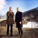 my favorite musicians Theo and Adam from Hurts ❤️