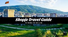 (Updated: 30.05.2015) With this travel guide I show you the most important things to do in Skopje including sights, tours and restaurants.