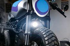 Lichtblick: Den ersten Umbau der BMW R nineT hat Urban Motor in knapp zwei...