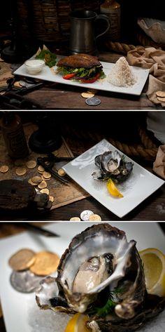 The Drunken Admiral Restaurant - Hobart, Tasmania | Adeline & Lumiere Photography