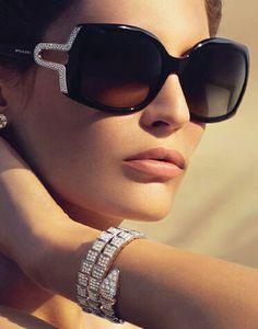 f447b4e0b32 Glasses and wrist candy Bvlgari Sunglasses