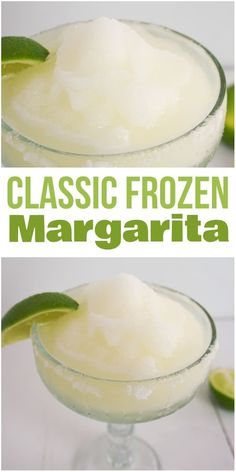 margarita recipes This Classic Frozen Margarita Recipe the unofficial adult beverage of summer in my house. So simple and easy to make, I can have a tasty margarita in hand and my feet kicked-up in 5 minutes. Frozen Margaritas, Homemade Margaritas, Frozen Cocktails, How To Make Margaritas, Summer Cocktails, Blended Margarita Recipe, Classic Margarita Recipe, Frozen Margarita Recipes, Top Shelf Frozen Margarita Recipe