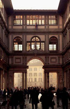 Uffizi Gallery (Florence, Italy) by  Matteo Miotto
