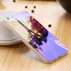 Glitter Soft Back Cover iPhone