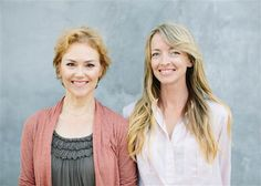 """Julie Wright (L) and Heather Turgeon want to end the sleep wars with their new book, """"The Happy Sleeper: The Science-Backed Guide to HElping Your Baby Get a Good Night's Sleep."""""""