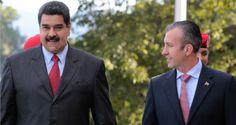 ¡PREPARANDO LA TRANSICIÓN! Maduro traspasa 15 de sus funciones a Tareck El Aissami