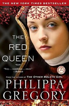 The Red Queen-Another good historical fiction. About Margaret Beaufort, Henry VII mother.  She is not portrait as a very nice person...rather conceiving.