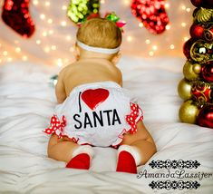 Letter from Santa, fully personalised letter from Father Christmas to your children. Santa Claus letter to your kids, also for young children Newborn Pictures, Baby Pictures, Baby Photos, Winter Wonderland Christmas, Christmas Baby, Christmas Time, Merry Christmas, Cute Photography, Christmas Photography