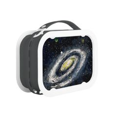 SPACE (design 14)  ~ Lunch Box  Please do NOT hesitate to contact me if you would like any of my designs on a specific product. (AKA: Artmatrix!) Follow John Ocasio, the Artmatrix, on facebook: https://www.facebook.com/John.Ocasio.Artist Original paintings can be found for sale through my Amazon store at: http://www.amazon.com/shops/artmatrix Zazzle designs: http://www.zazzle.com/thewhippingpost?rf=238063263784323237