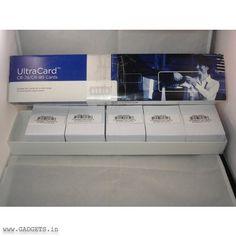 BLANK PVC HID Card CR80 box of 500