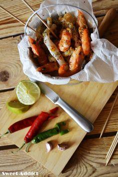 Marisco picante Receta: http://www.sweetaddict.es/2015/09/fritura-de-marisco-picante.html