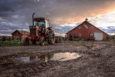 44 Ranch, Grass Range, Montana