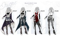 Adoptable Outfit Auction by LaminaNati on DeviantArt Anime Outfits, Girl Outfits, Clothing Sketches, Fashion Design Drawings, Drawing Clothes, Character Outfits, Looks Cool, Designs To Draw, Anime Characters
