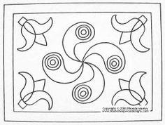 Pinwheel and Tulips