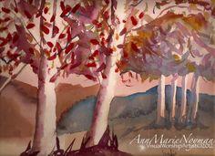 """Fall Days""  ~by Ann Marie Noyman  http://ann-marie-noyman.fineartamerica.com/"