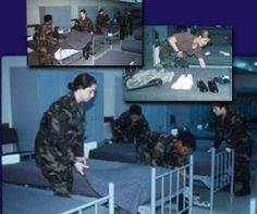 A Female's Perspective of Air Force Basic Training