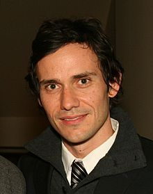 Season 1 - Icetruck Killer  Christian Camargo plays Brian Moser (aka Rudy Cooper)   Dexter's biological brother