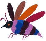 Otomi Embroidery mexicantextiles.com