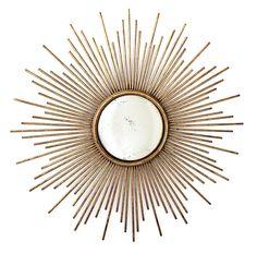 Sunburst Wall Mirror. #laylagrayce