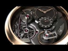 Romain Gauthier Logical One Watch (HD Video)