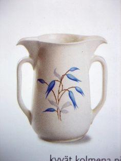 Arabia Kitchenware, Tableware, Uppsala, Serveware, Finland, Scandinavian, Pottery, Ceramics, Glass