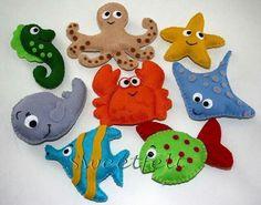 Anche gli animali marini sono simpatici!