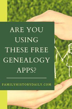 Free Genealogy Sites, Genealogy Search, Family Genealogy, Genealogy Organization, Organization Skills, Family Tree Research, Family History Book, Tree Templates, Family Trees