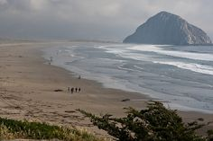 One of my favorite places to camp...Morro Strand State Beach