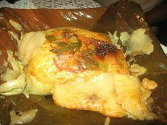 The best... Nacatamal ( Traditional Nicaraguan food)