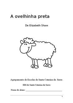 1.ºano  aovelhinhapreta by beebgondomar via Slideshare
