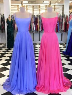 Spaghetti Straps Hot Sexy Prom Dress, Charming Long Prom Dresses · ModelDressy · Online Store Powered by Storenvy Pink Prom Dresses, Sweet 16 Dresses, Backless Prom Dresses, Pageant Dresses, Bridesmaid Dresses, Wedding Dresses, Homecoming Dresses, Girls Dresses, Winter Formal Dresses