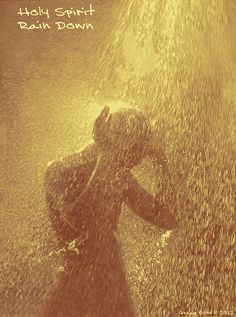 Holy Spirit Rain Down Photograph