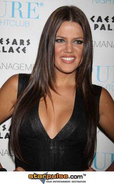 khloe kardashian - The Tres Chic Robert Kardashian, Khloe Kardashian Hair, Kardashian Beauty, Kardashian Jenner, Locks, Jenner Girls, Beauty Junkie, Cool Hairstyles, Hairstyle Ideas