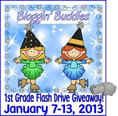 First grade giveaway!