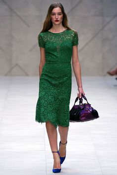 Burberry Prorsum Spring 2013 Ready-to-Wear Collection Slideshow on  Style.com Runway 5ea6ef13e4b