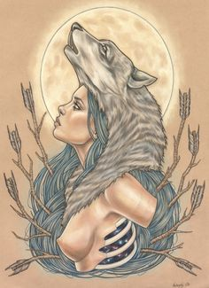 Howl Art Print by Wendy Ortiz. Worldwide shipping available at Society6.com. Just one of millions of high quality products available.