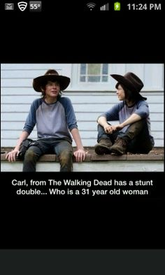 Walking Dead fact