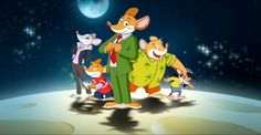 Some excerpts from my score on TV series Geronimo Stilton season 2 directed by Guy Vasilovitch and produced by Moonscoop. I was part of the team at Bull Sheet Music. More infos at www.nicolasmartin.net