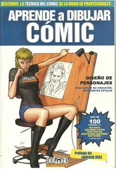 Aprende a dibujar comics 7 - lmv01