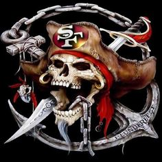 Niners! Gold Rusher! #SF #49ers