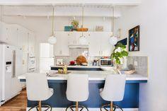 El antes y después de una cocina pasada de moda   Decorar tu casa es facilisimo.com